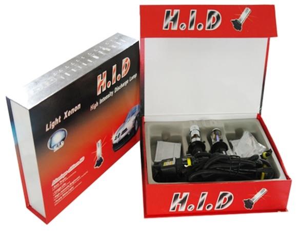 Kit conversion Bi-Xénon RBZ feux route et croisement 35W Honda CBR 125