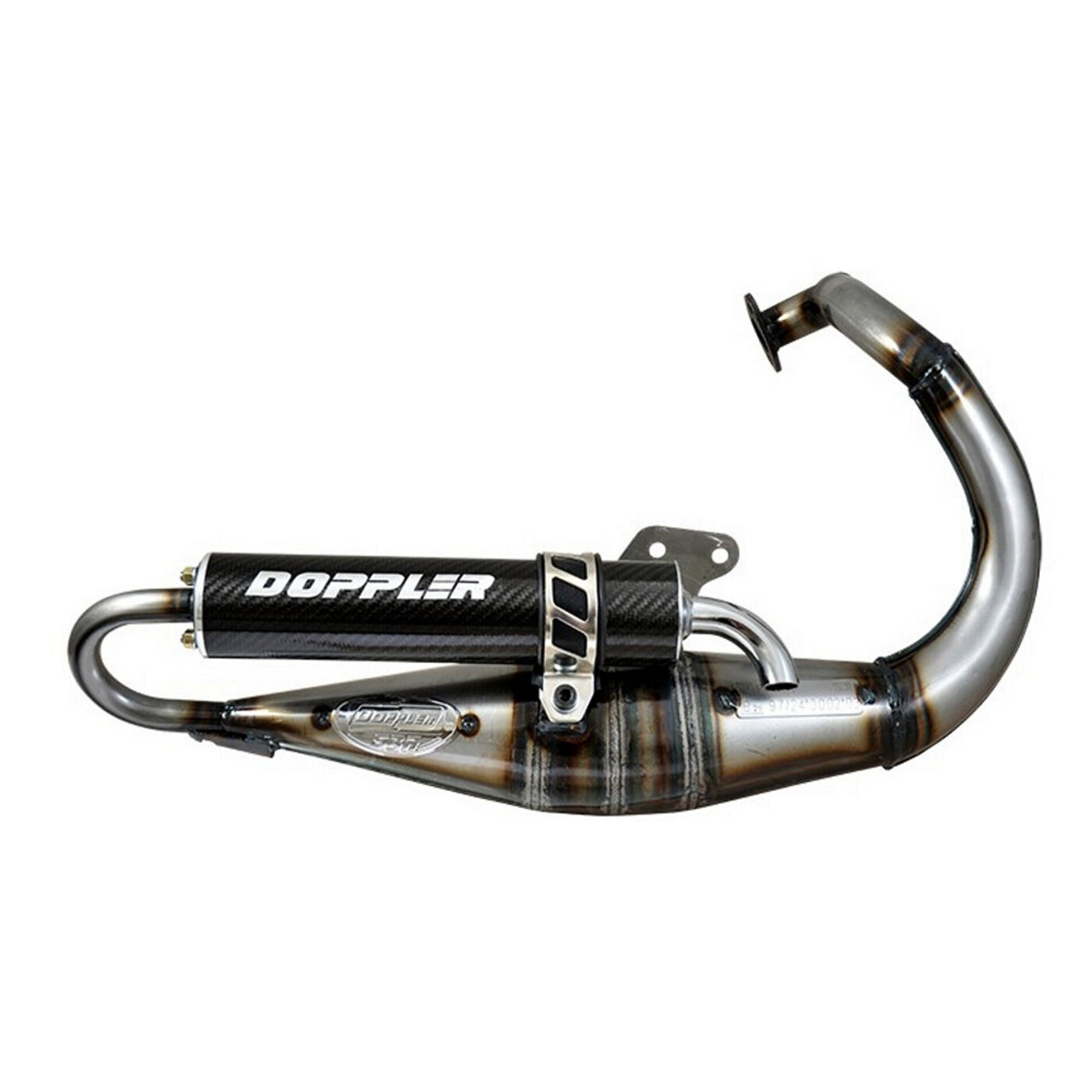 Pot Doppler S3R Evolution Peugeot Speedfight / Trekker carbone