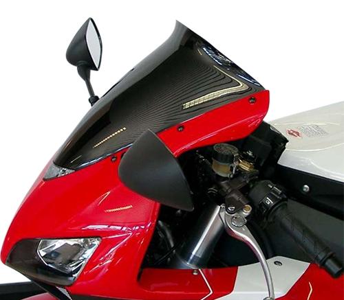 Bulle MRA Sport noire Honda CBR 1000 RR 04-07