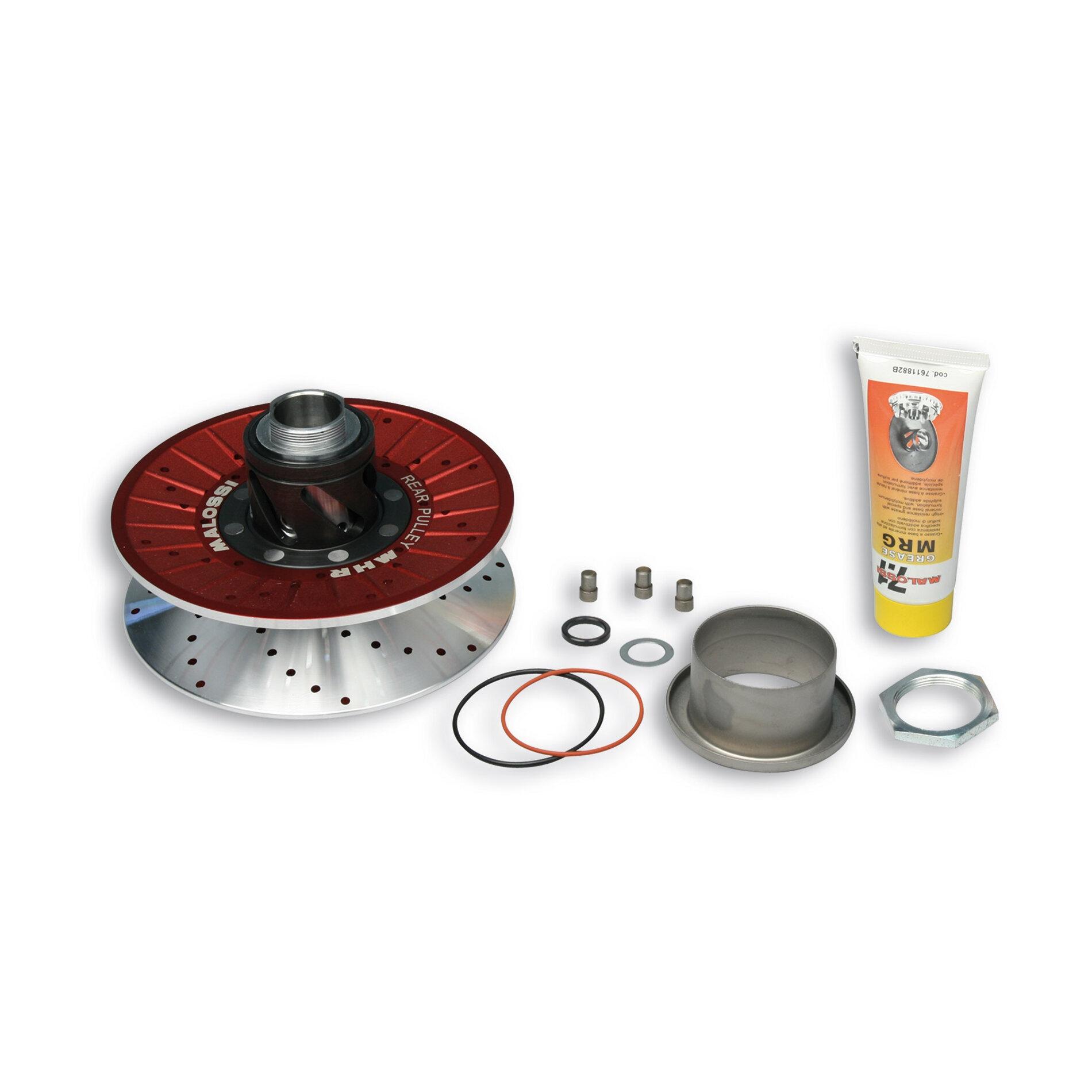 Correcteur de Couple Malossi MHR Aluminium 2013 MBK Booster Nitro Ovet