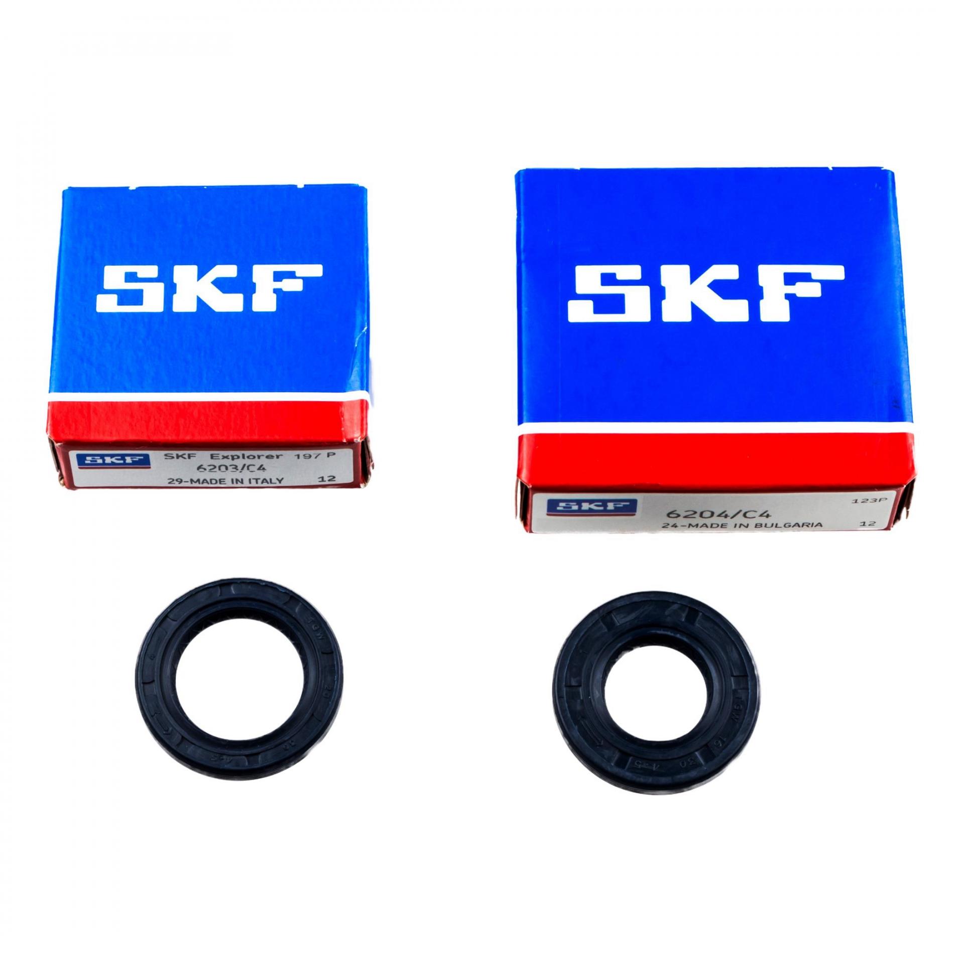 Kit roulements et spy SKF C4 Peugeot 103