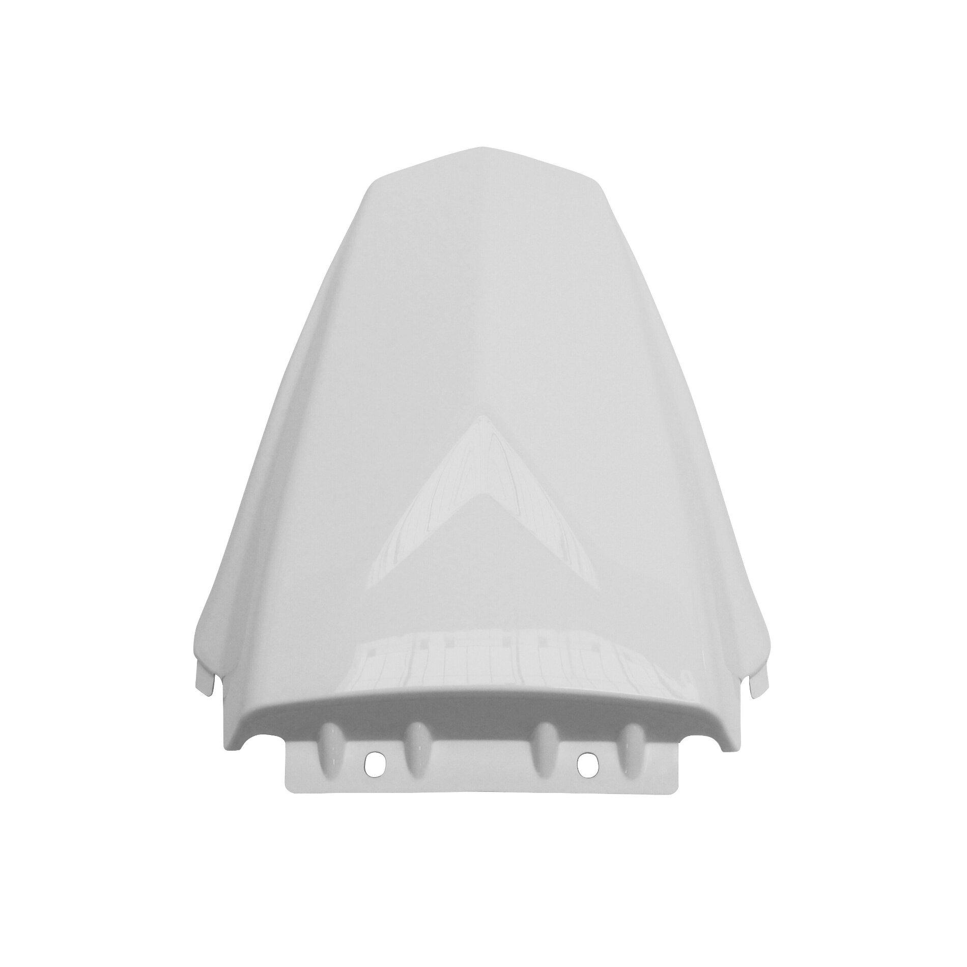 Garde boue arrière blanc brillant adaptable derbi senda drd x-treme/x-
