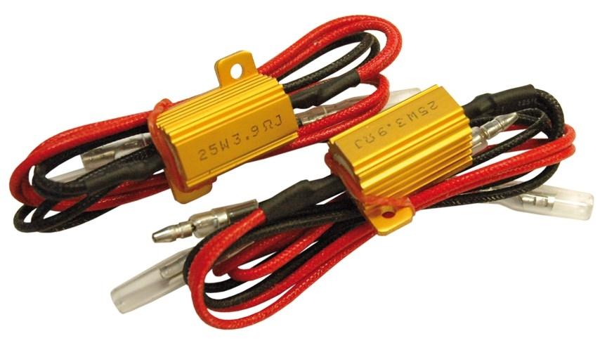 Résistance électrique 10 Ohms 25W