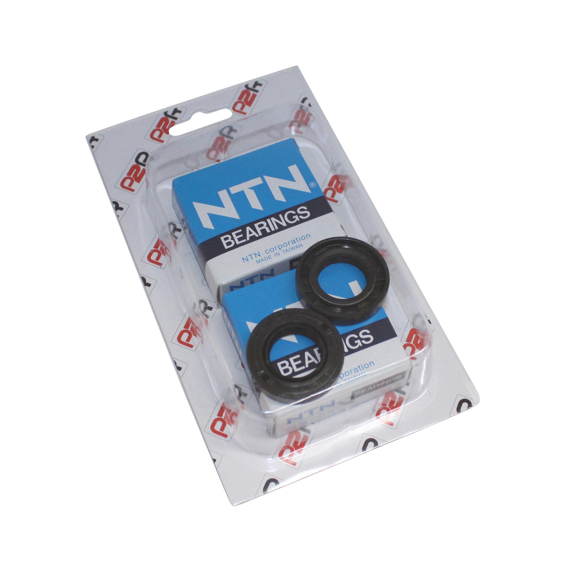 Kit Roulements d'embiellage avec joints NTN pour derbi senda/gpr euro