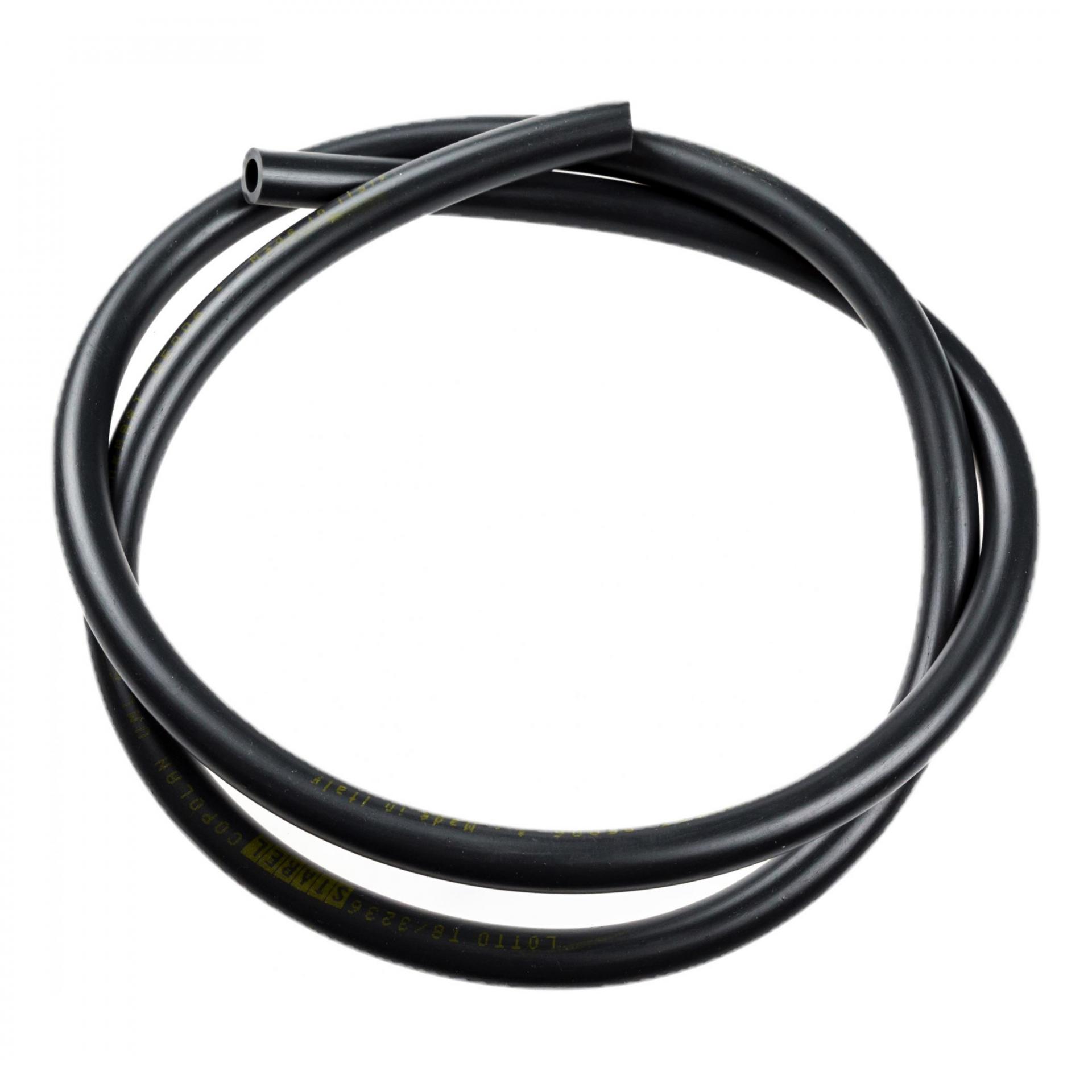 Durite essence noir D.6 x 9,5 1m