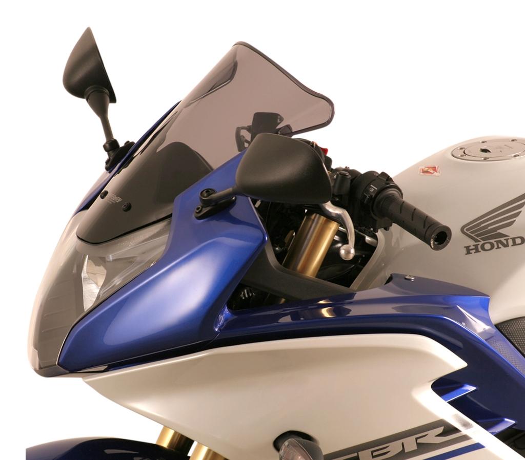 Bulle MRA type origine fumée Honda CBR 600 F 11-13