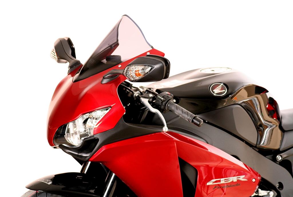 Bulle MRA Racing noire Honda CBR 1000 RR 08-11