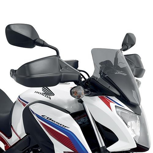 Protège-mains Kappa Honda CB 650F 14-16 noir