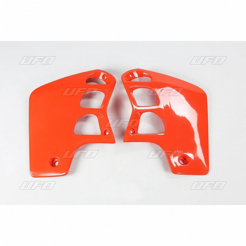 Ouïes de radiateur UFO Honda CR 500R 89-01 orange (orange CR 1990)