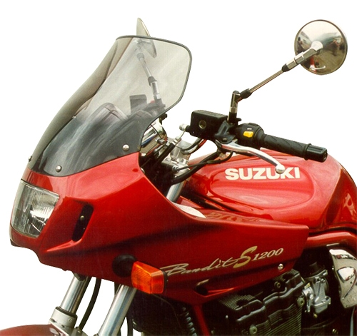 Bulle MRA Touring claire Suzuki GSF 600 Bandit S 96-99
