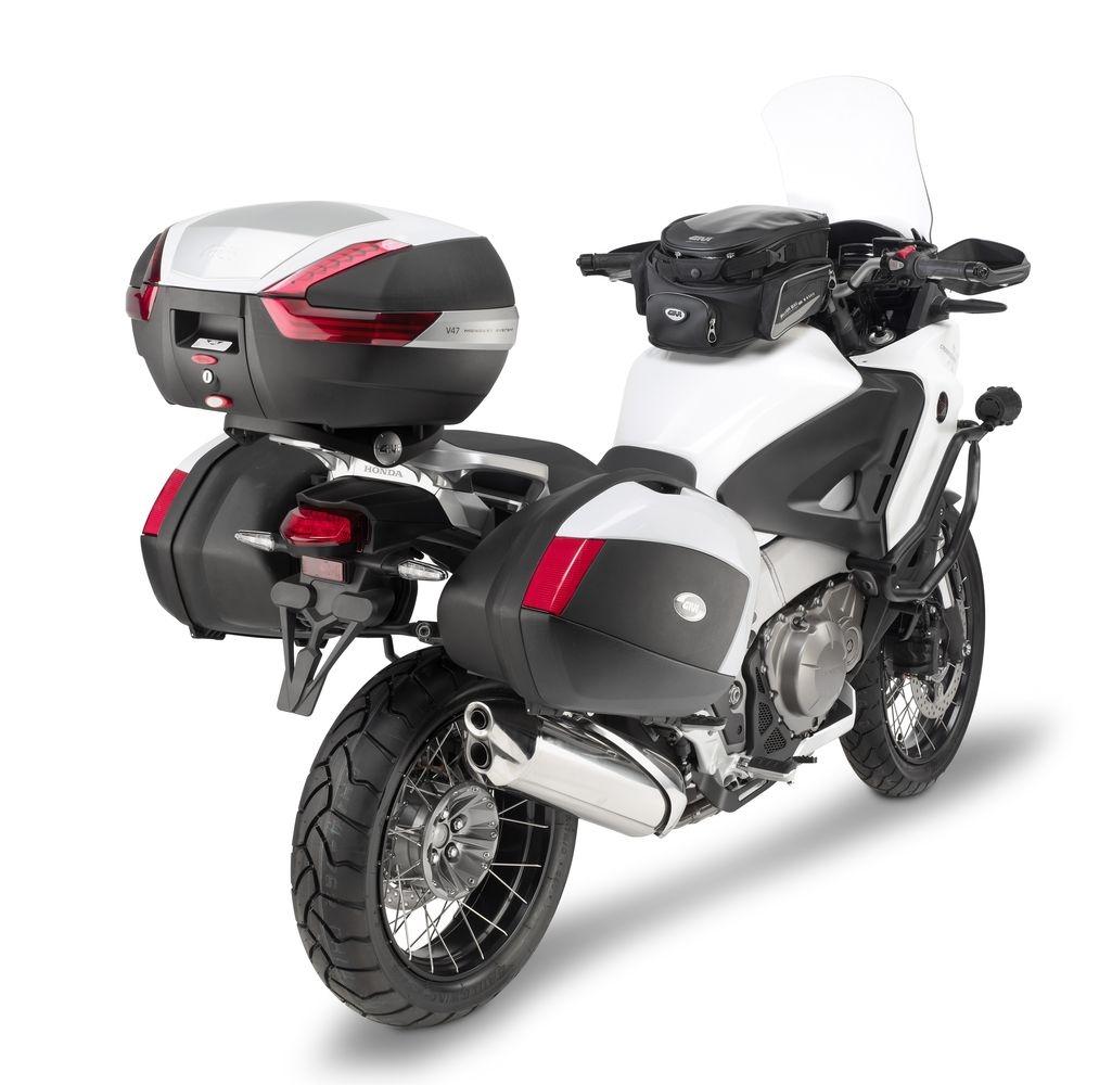 Support top case Givi Monokey Honda Crosstourer 1200 12-18