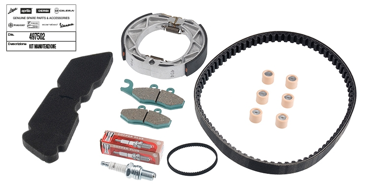 Kit entretien Piaggio Fly 50 2T