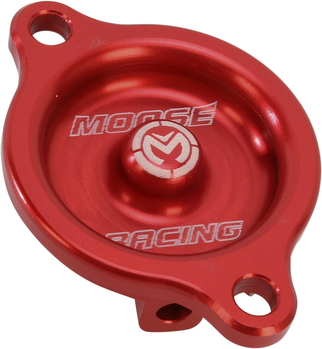 Couvercle de filtre à huile Moose Racing magnétique Honda CRF 250R 10-