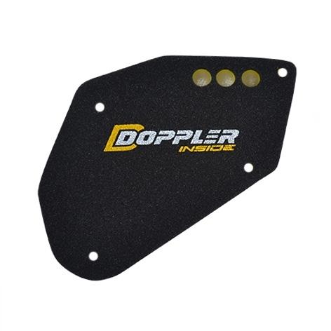 Mousse filtre à air double densité Doppler Derbi Senda / Gilera SMT