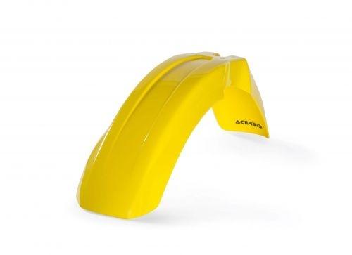 Garde-boue avant Acerbis Suzuki 125 RM 95-00 jaune