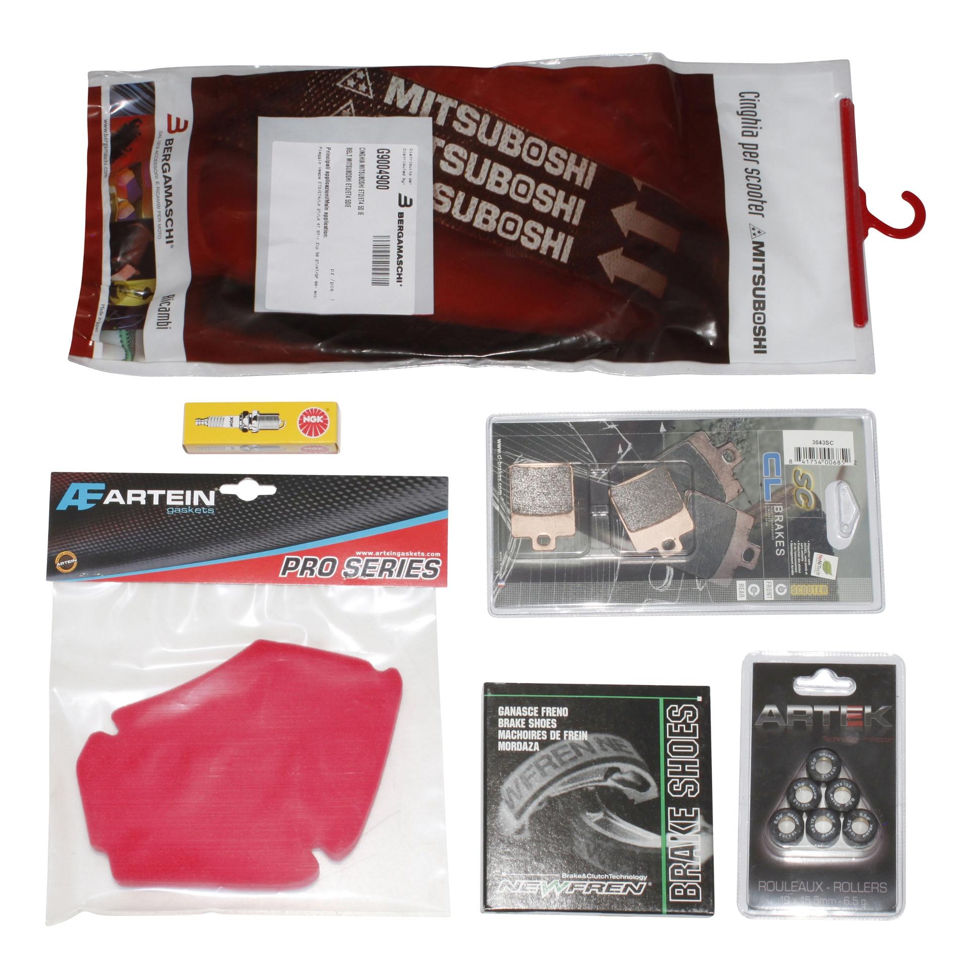 Kit entretien 1Tek Origine Piaggio Zip 4t 2006-