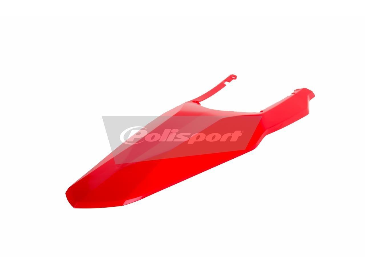 Garde-boue arrière Polisport Gas Gas 300 EC 12-15 rouge