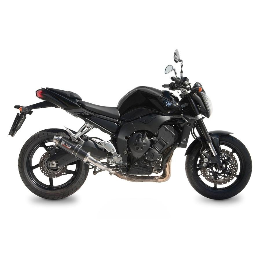 Silencieux MIVV GP carbone Yamaha FZ1 / FZ1 Fazer 06-