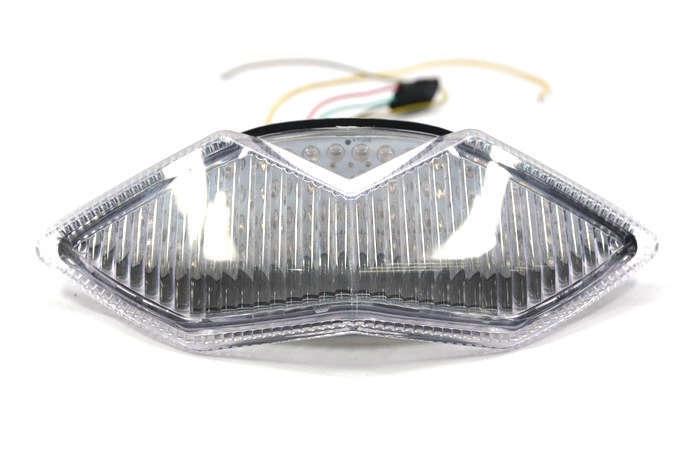 Feu arrière à LED avec clignotants intégrés Kawasaki KLE 650 Versys 11