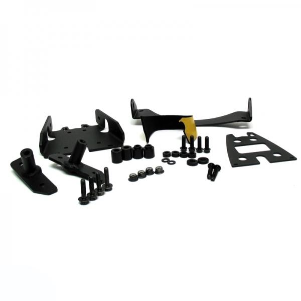 Kit fixation Givi TE/PLX1102 Honda CBR 600 F 11-13