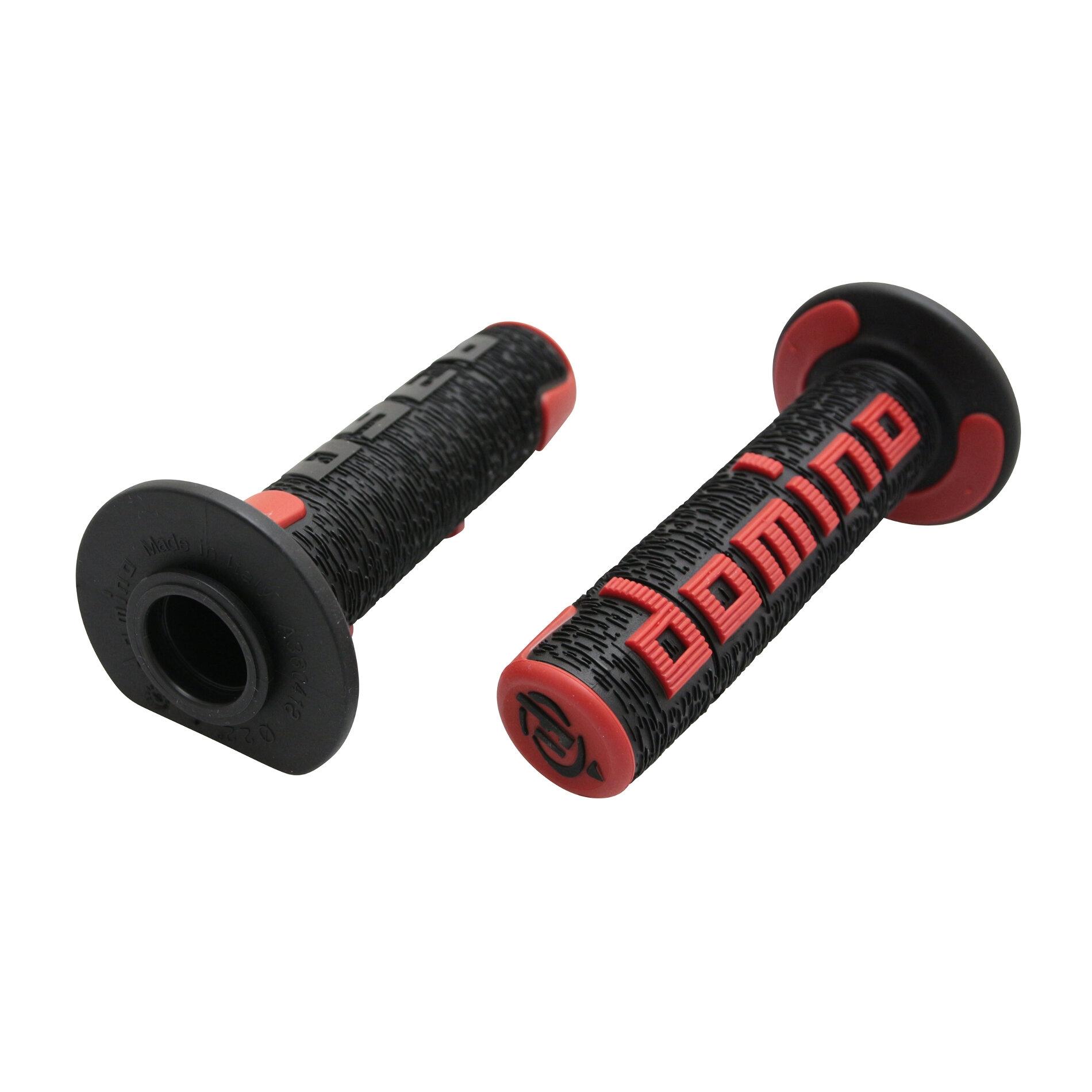 Revêtements Domino A360 noir / rouge