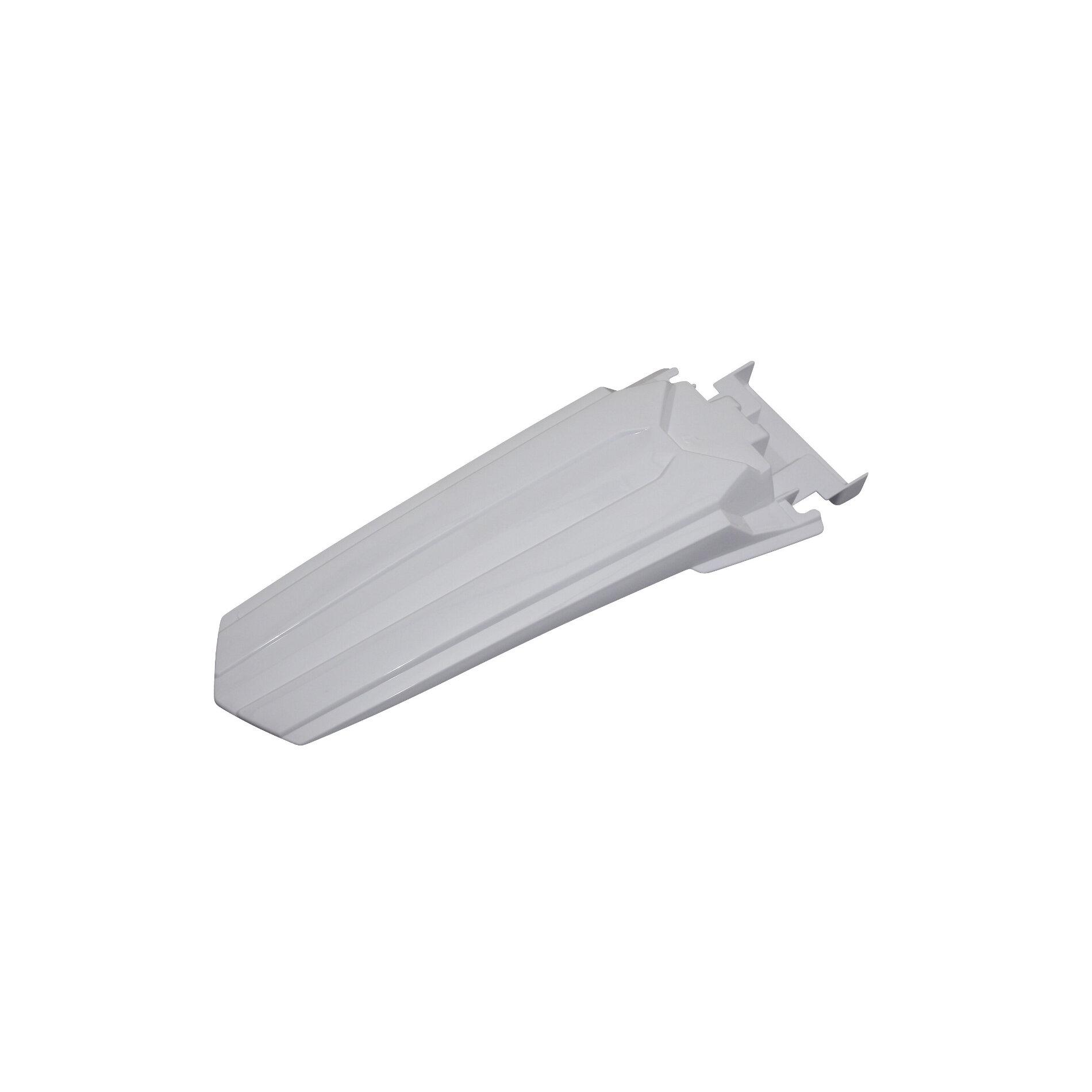 Garde boue arrière Rieju 50 MRT / MRT Pro 09- blanc brillant