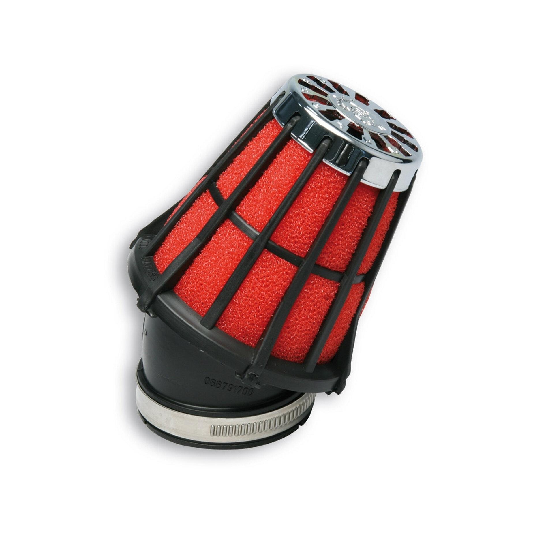 Filtre à air Malossi Red Filter E5 D.52 incliné 30