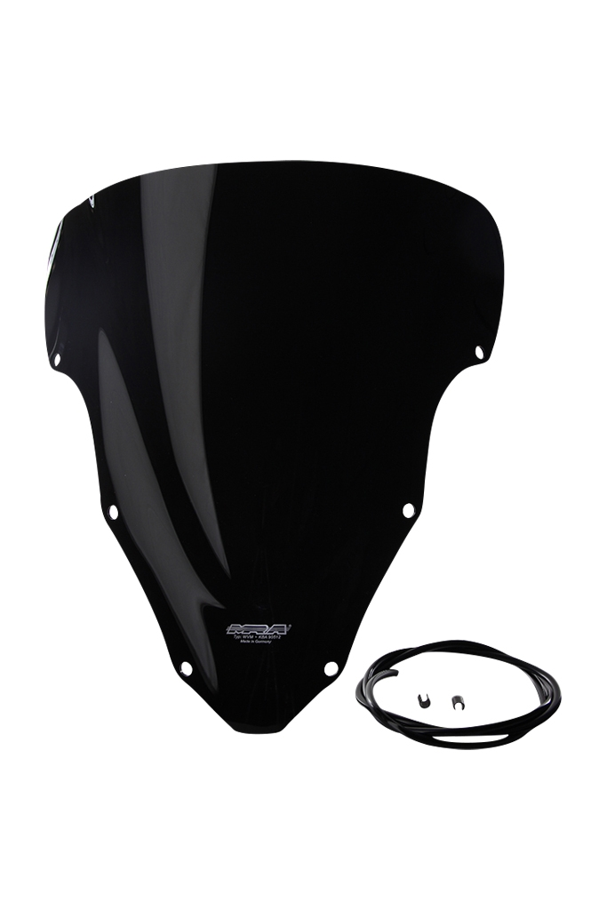 Bulle MRA Racing noire Honda CBR 600 F 01-10