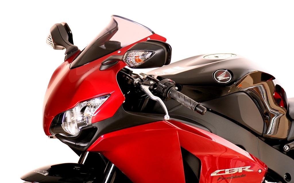 Bulle MRA Sport noire Honda CBR 1000 RR 08-11