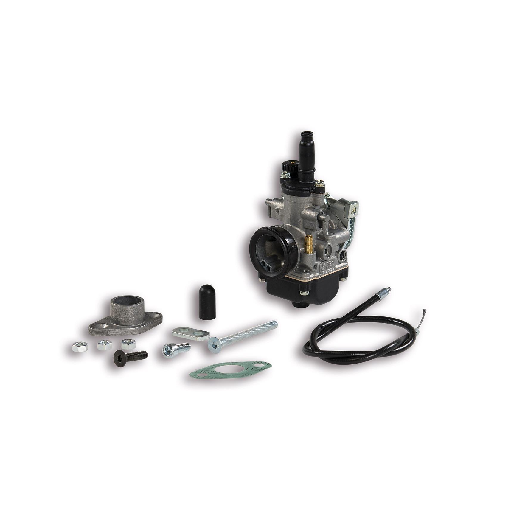 Kit carburateur Malossi PHBG 19 AS Honda Sh 50 -1995