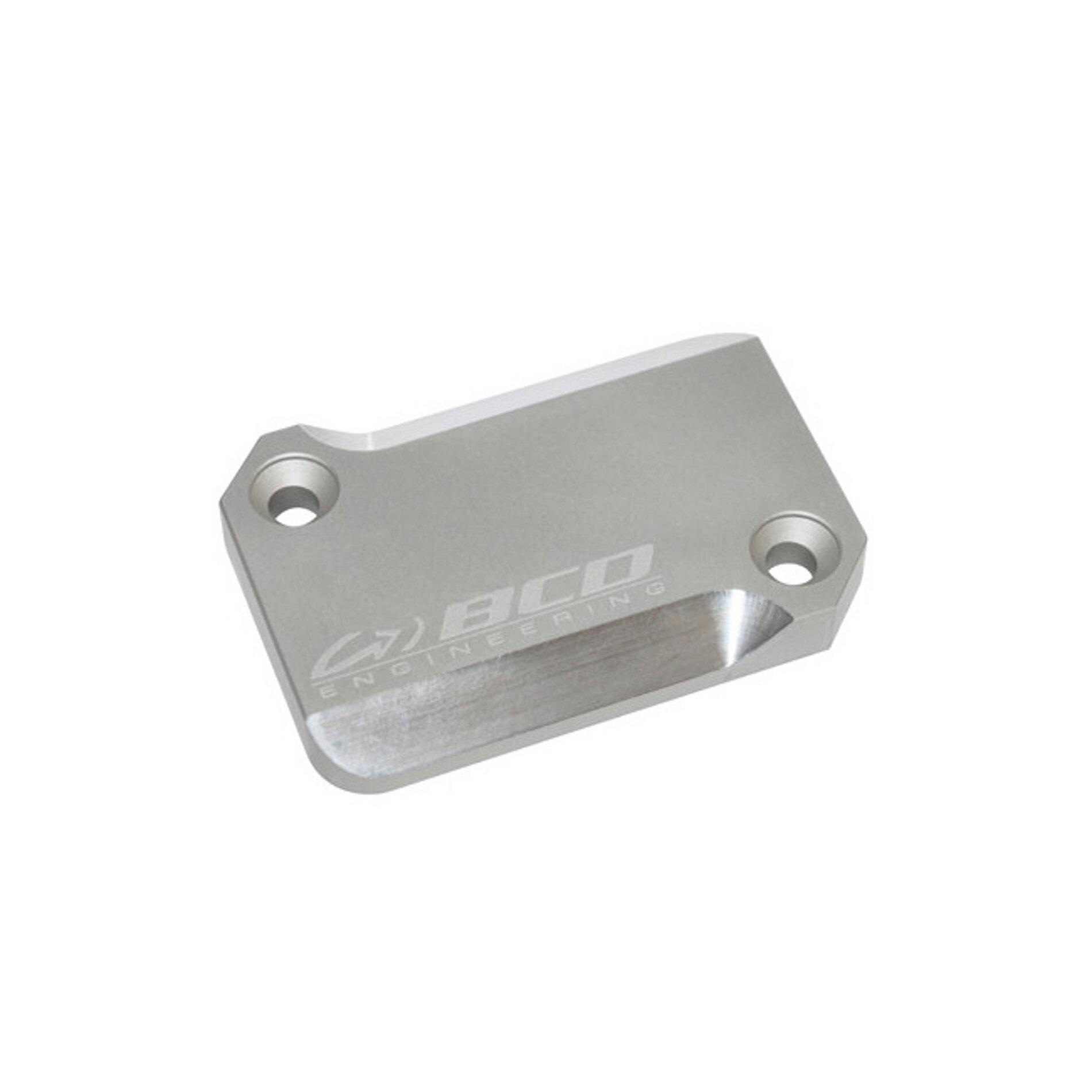 Couvercle réservoir de frein BCD MBK Booster 04- / Nitro - Alu mat