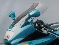 Bulle MRA Touring noire Kawasaki ZZR 1100 93-01