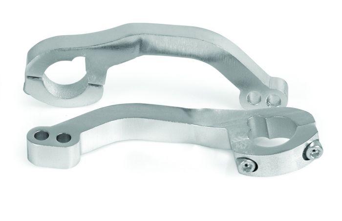 Kit fixation aluminium Protège-mains Polisport Defender