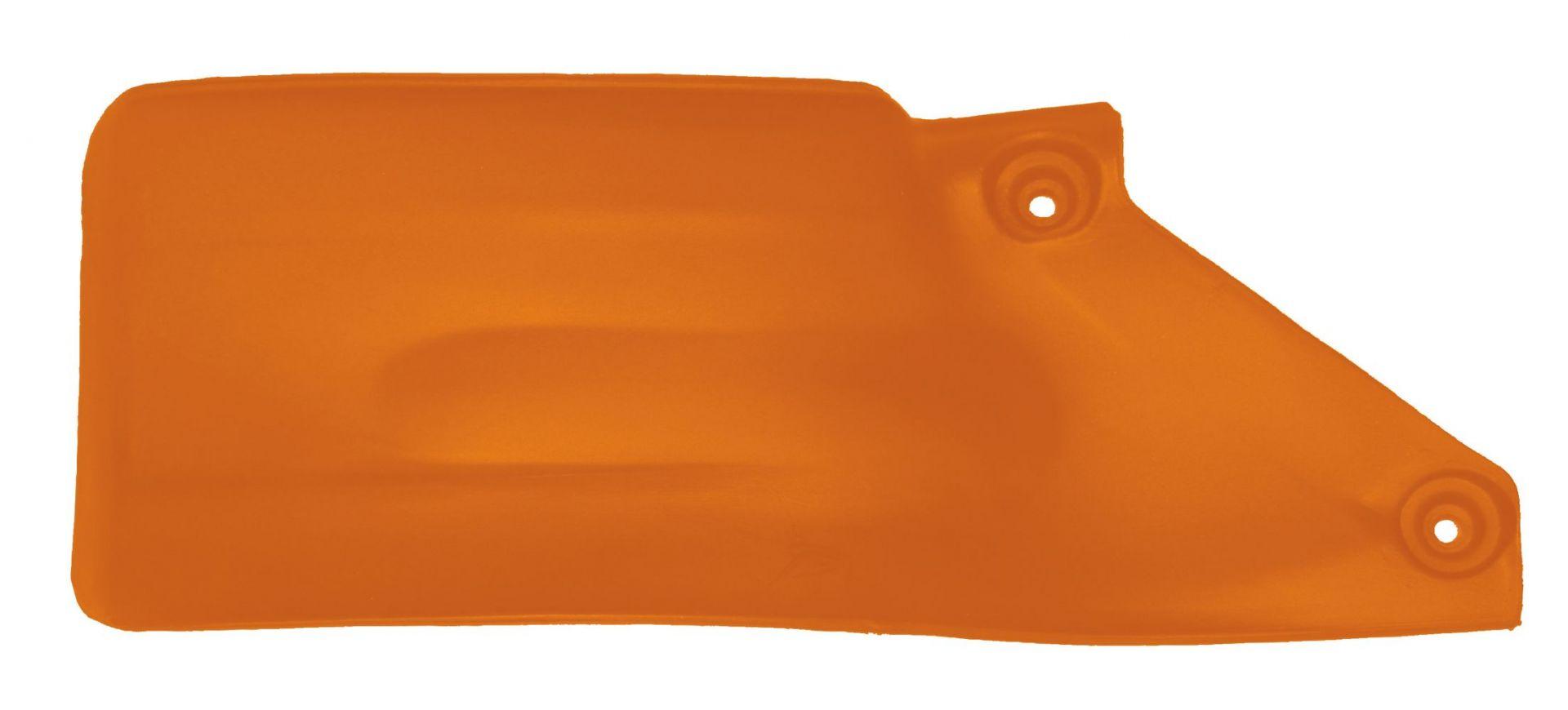 Bavette damortisseur Racetech orange pour KTM SX 125 07-15
