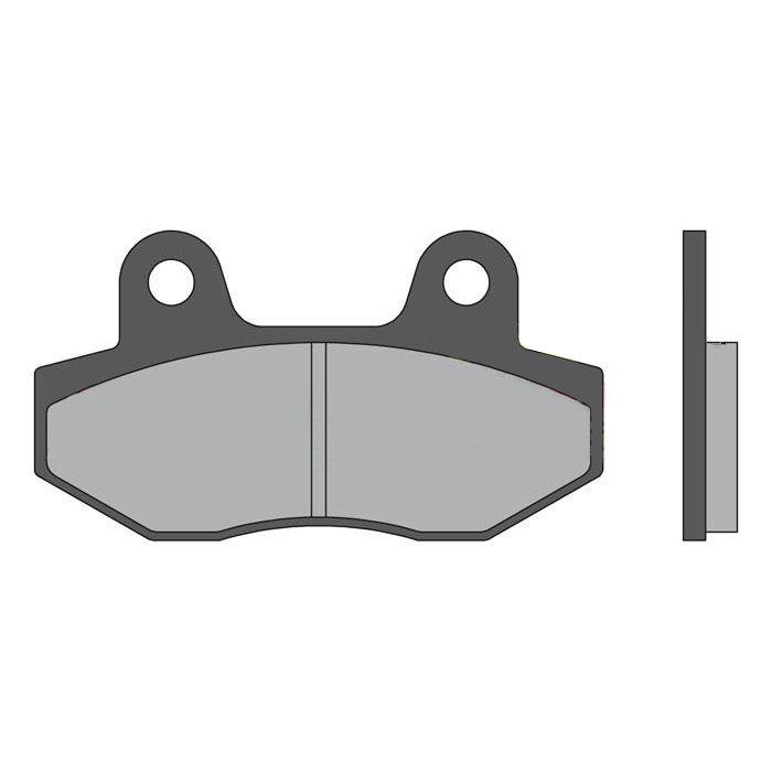 Plaquettes de frein Malossi Honda NSR