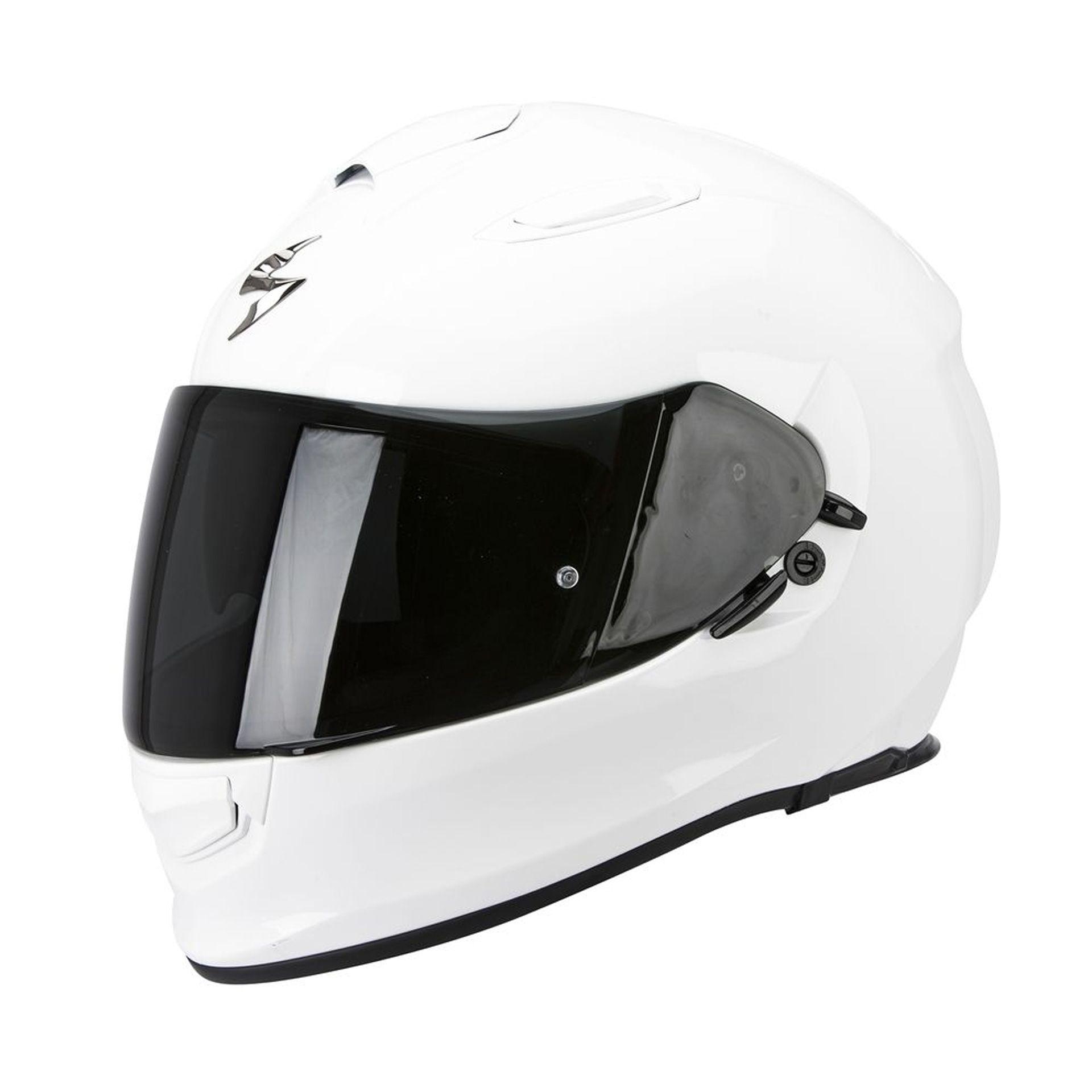 Casque intégral Scorpion EXO-510 AIR Blanc - 2XS