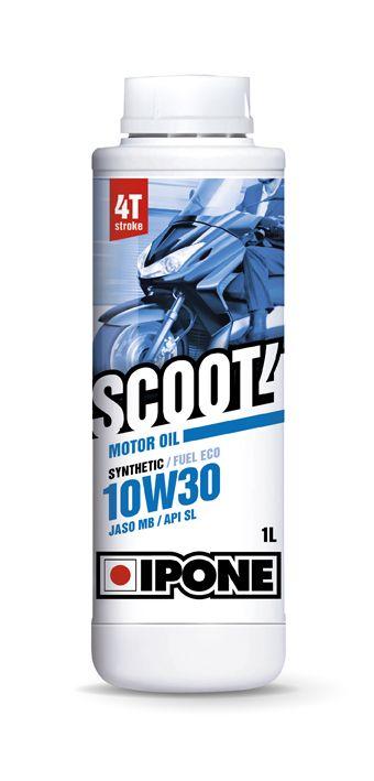 Huile moteur 4T Ipone Scoot 4 10W30 1l