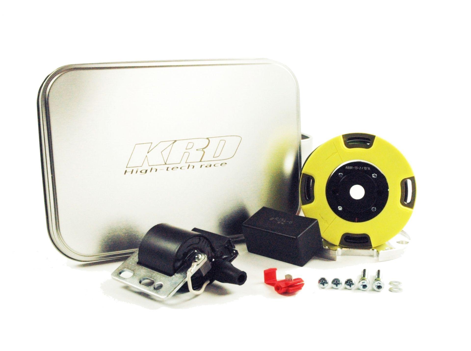 "Allumage KRD Digital ""High Tech Race"" Yamaha TZR MBK X-Limit à partir"